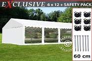 Marquee 6 x 12 for sale