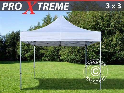 Pop up marquee Pro 3x6 m Aluminium for sale