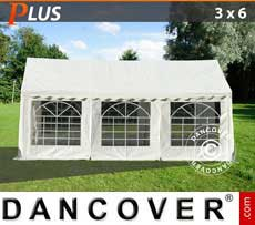 Marquees 3x6 m PE - Sale of Marquees