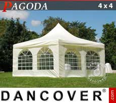 Marquees 4 x 4 m - Sale of Marquees