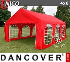 Marquees 4x6 m PVC - Sale of Marquees