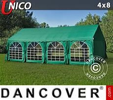 Marquees PLUS 4x8 m PE - Sale of Marquees