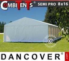 Marquees 4x8 m PVC White - Sale of Marquees