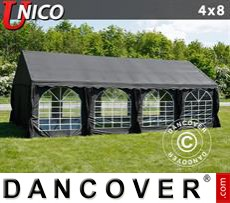 Marquees 4x10 m PVC - Sale of Marquees