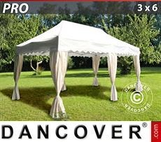 Marquees 5x8 m PACK PLUS PE + ground bar - Sale of Marquees