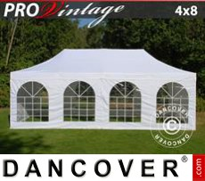 Marquees 5x10 m PACK  PLUS PE + ground bar - Sale of Marquees