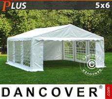 Marquees 5x6 m PVC - Heavy duty - Sale of Marquees