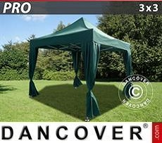Marquees 6x6 m PVC - Sale of Marquees