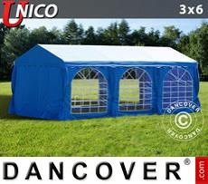 Marquees 6x6 m PLUS - Sale of Marquees