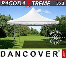 Marquees Semi PRO Plus 6x8 m PVC - Sale of Marquees