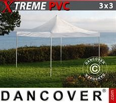 Marquees Plus 6x12 m PVC green/white - Sale of Marquees