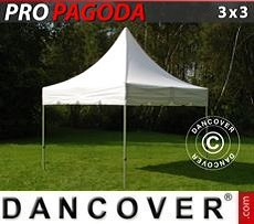 Marquees Plus 6x12 m PVC blue/white - Sale of Marquees