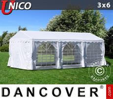 Marquees Semi PRO Plus 7x7 m PVC - Sale of Marquees