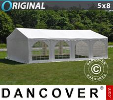 Marquees Semi PRO Plus 4x8 m PVC - Sale of Marquees
