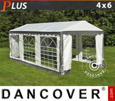 Marquees Semi PRO Plus 8x12 m PVC - Sale of Marquees